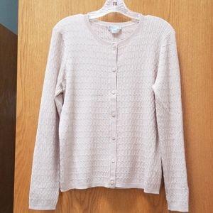 Pendleton Merino Wool Cardigan Sweater